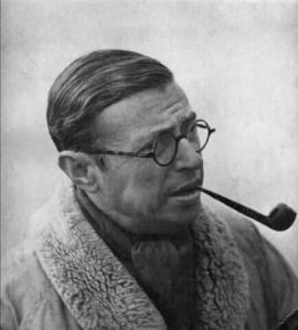 J.P Sartre
