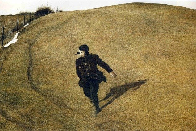 A.Wyeth / Winter