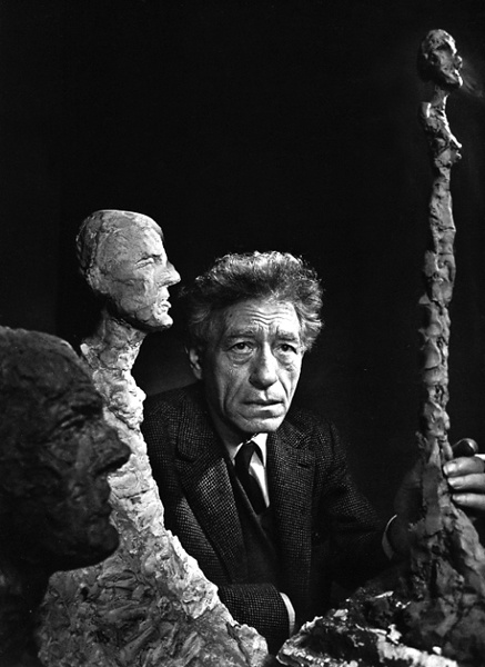 Alberto Giacometti  / Yousuf Karsh / 1965