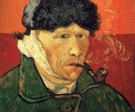 Self-Portrait-With-Bandaged-Ear-Vincent-Van-Gogh