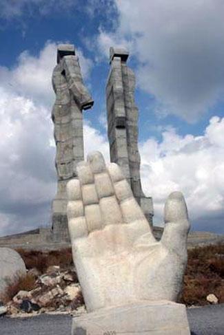 İnsanlık Anıtı , Kars / Mehmet Aksoy