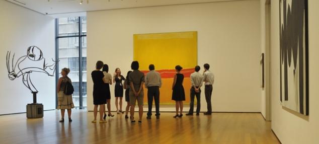 Rothko karşısında / sanatın altın çağları