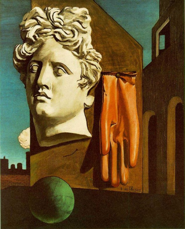 Chirico / The song of love