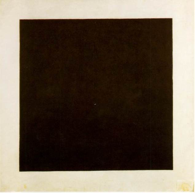 Malevich / Siyah Kare / 1915