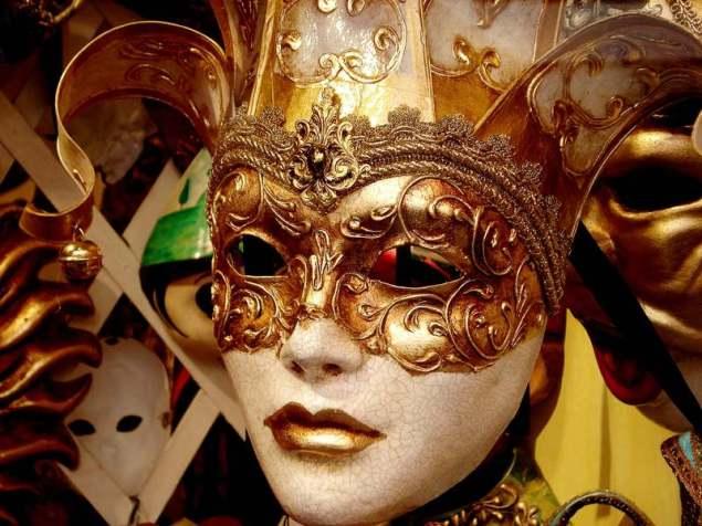 Karnaval Maskesi / Venedik