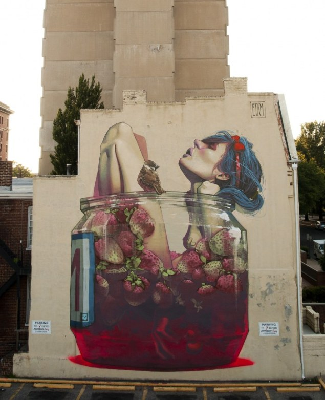 Etam : Moonshine Richmond, VA, United States, 2013
