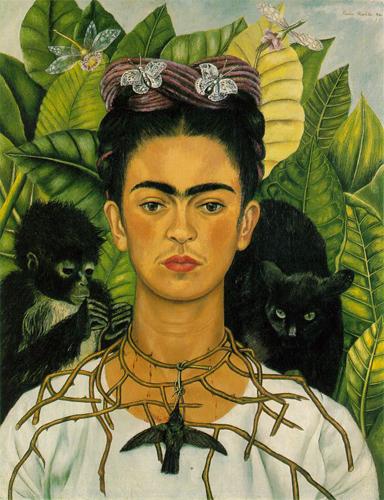 Frida Kahlo / Kendi Portresi