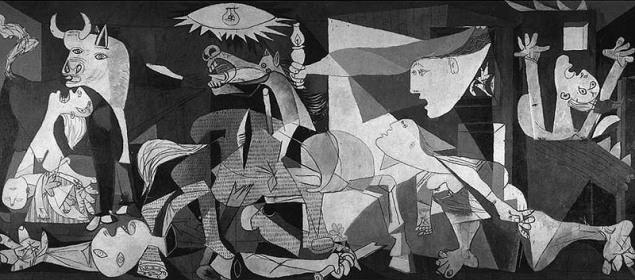 Picasso / Guernica / 1937