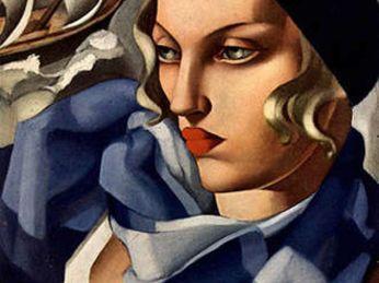 Tamara-de-Lempicka-La-sciarpa-blu